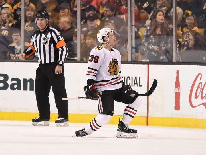 Boston Bruins vs Chicago Blackhawks