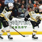 Heinen And DeBrusk Stepping Up With Pastrnak Injured