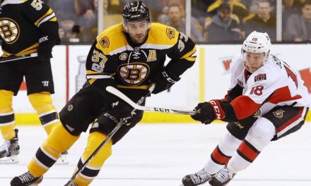A Milestone for Patrice Bergeron; Game Preview Bruins vs Islanders