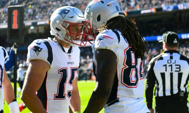 Taking a look at New England's free agents
