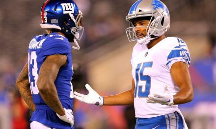 Best Wide Receiver targets for New England