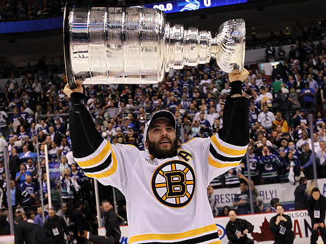 Patrice Bergeron; Boston Bruins