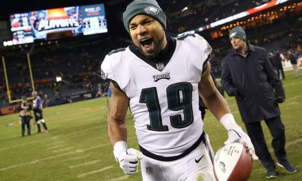 Golden Tate would love to 'catch a few passes from Old Tommy Boy'