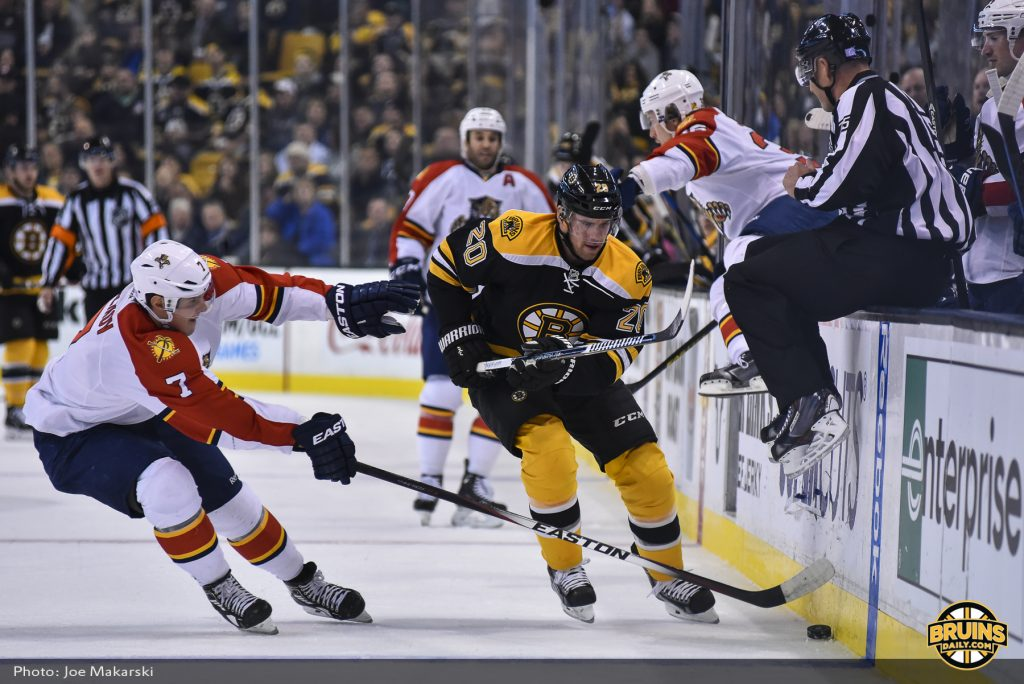 Boston Bruins vs Florida Panthers