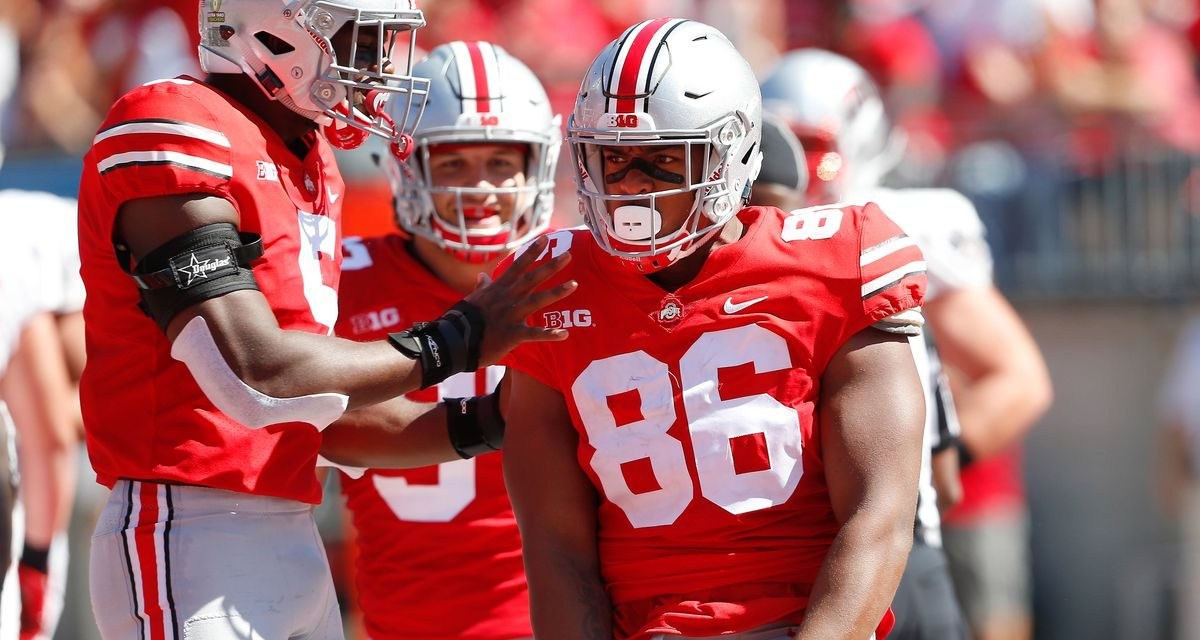 Potential Patriots: Dre'Mont Jones
