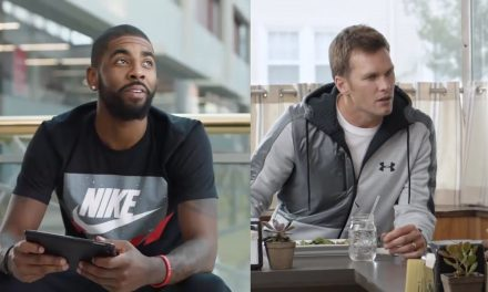 Kyrie Irving Will Never Be The Leader Tom Brady Is