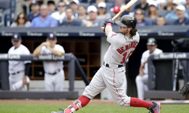 Projecting the Red Sox: Andrew Benintendi