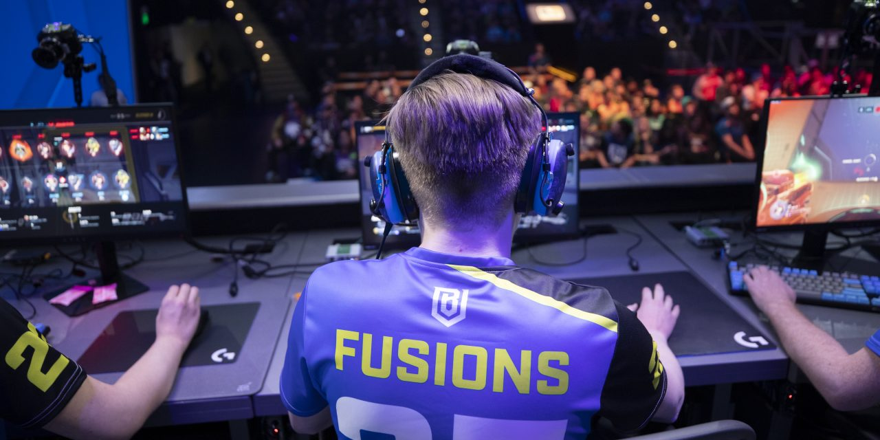 "Exclusive Interview with Boston Uprising Main Tank Cameron ""Fusions"" Bosworth"