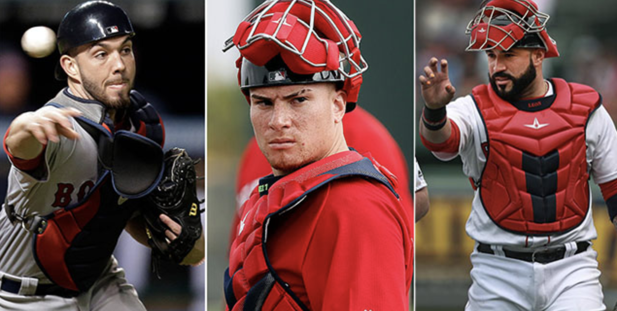 3 Catchers, 2 Spots; Who Gets Them?