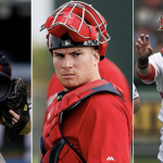 3 Catchers, 2 Spots; Who Gets Them?