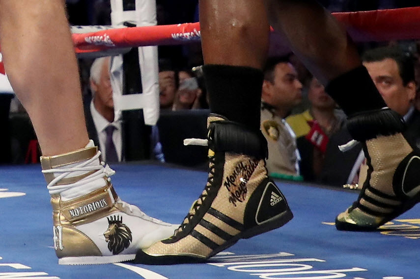 The Difference Between Boxing Shoes and Wrestling Shoes