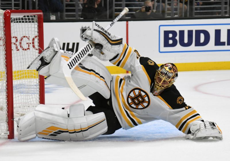 Rask Proving He Is Vezina  Worthy
