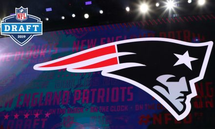 McAuliffe 1.0: 7 Round Patriots Mock Draft