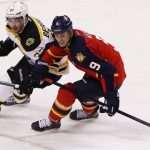 Bruins Tame Panthers In Wild Win