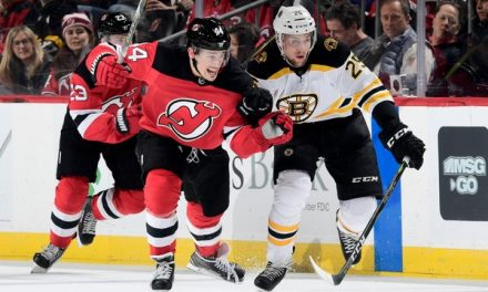 Game Preview: Bruins vs Devils