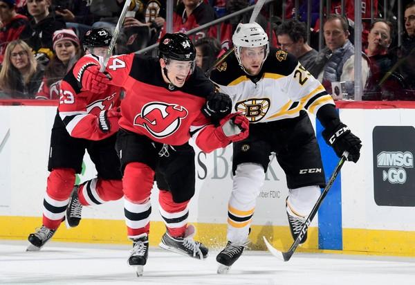 Game Preview: Bruins vs Devils