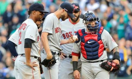 Red Sox Opening Day – A Wake Up Call