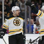 Boston Bruins Sean Kuraly Out