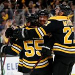 Boston Bruins Blow Leafs Away 5-1