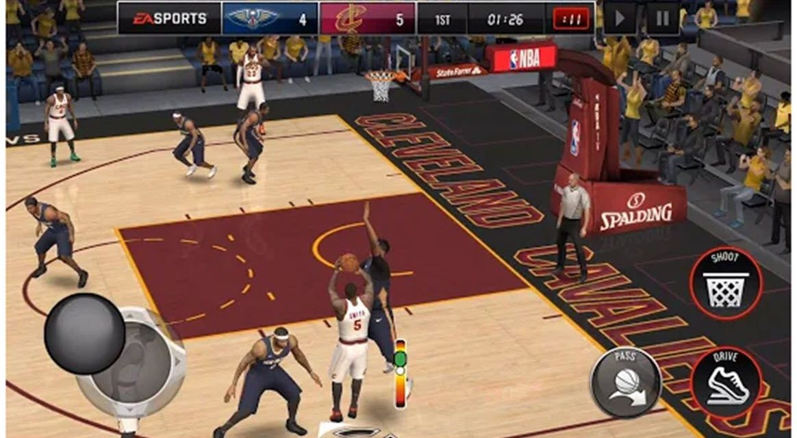 Experience the Joy of March Madness with the Best Mobile Basketball Games