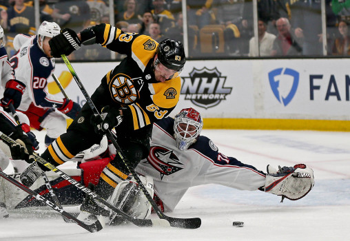 ROUND 2, GAME 3 | BOSTON BRUINS VS. COLUMBUS BLUE JACKETS