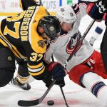 Game 5 | Round 2:  Boston Bruins vs Blue Jackets