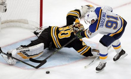 Game 3 Stanley Cup Final | Boston Bruins VS St. Louis Blues