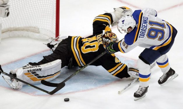 Game 3 Stanley Cup Final | Boston Bruins VS St. Louis Blues