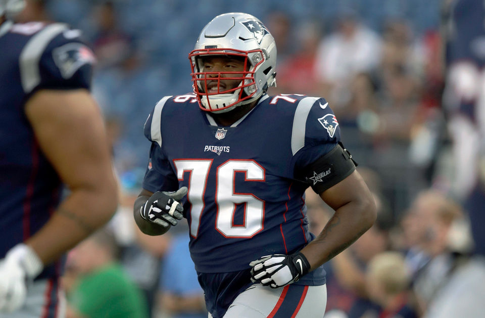 How the Patriots' Tackle Spots Could Look Very Different This Season