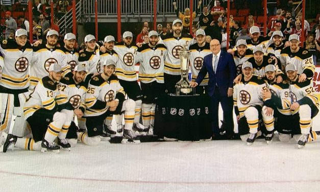Stanley Cup Finals: Boston Bruins Advance