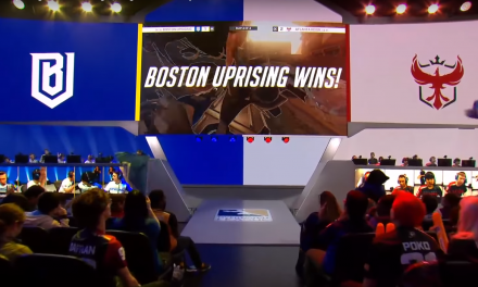 Uprising's Stage 3 Strength of Schedule