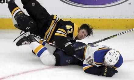 GAME 2-STANLEY CUP FINALS| Boston Bruins vs St. Louis Blues