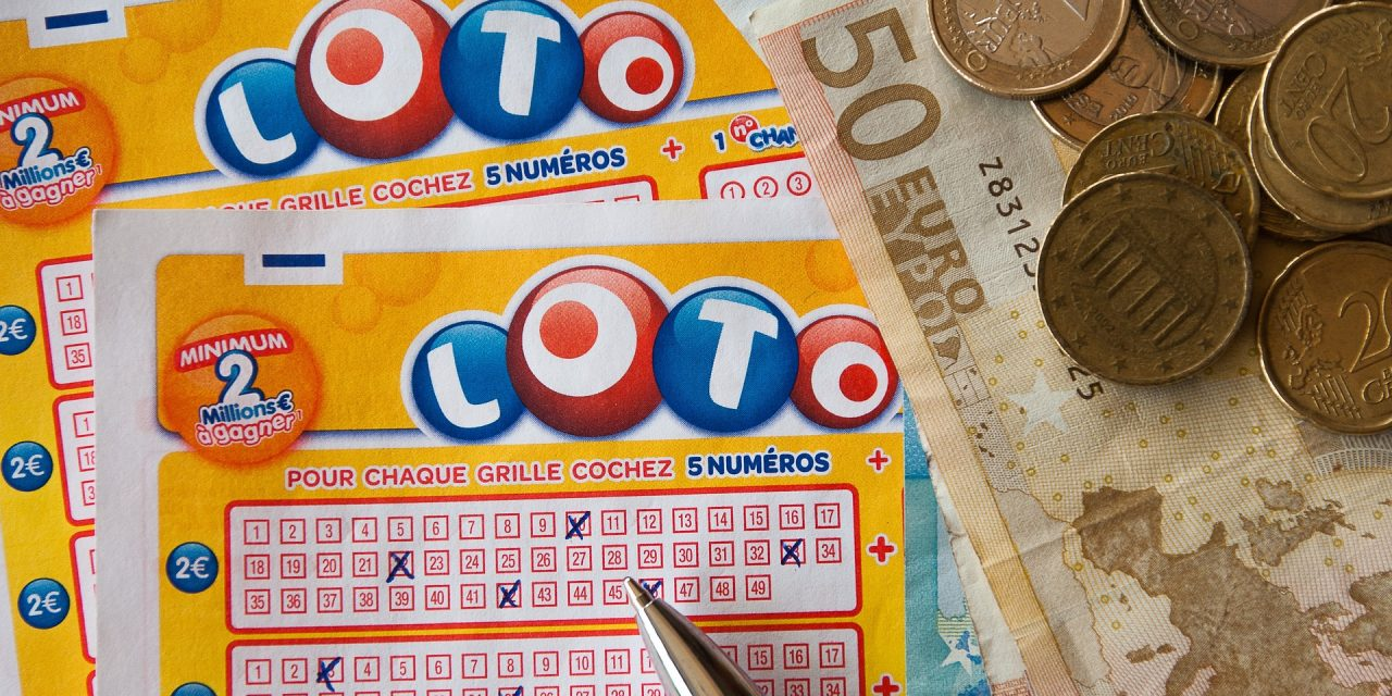 Why do lottery winners often blow through their winnings?
