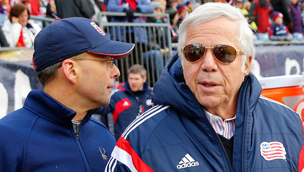 Robert Kraft NEEDS to Sell the Revs