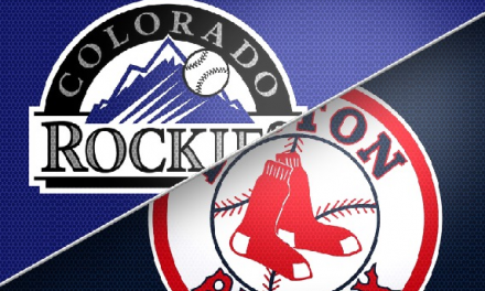Red Sox – Rockies Series Preview