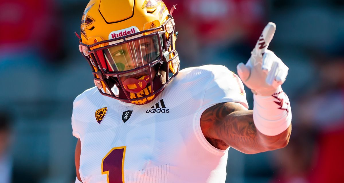 Patriots sign N'Keal Harry to a rookie deal