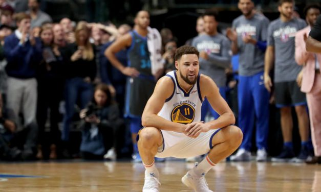 How Klay Thompson's injury helps the C's sign him