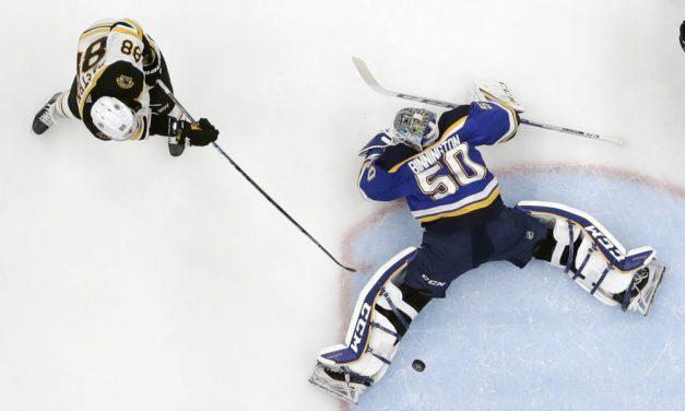 Recap: The Boston Bruins Force Game 7