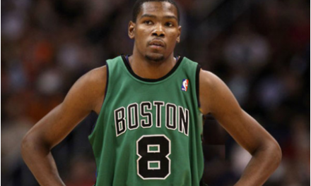 How does Kevin Durant's injury impact the Celtics?