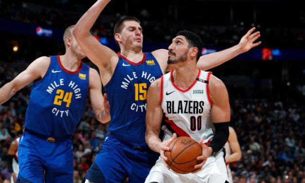 Boston Celtics Sign Enes Kanter