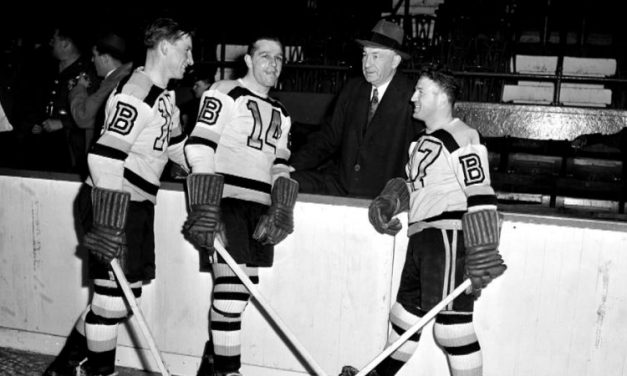 Boston Bruins History: The Kraut Line Part 1