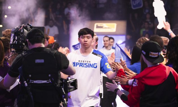 "EXCLUSIVE INTERVIEW WITH BOSTON UPRISING DPS JEFFREY ""BLASE"" TSANG"