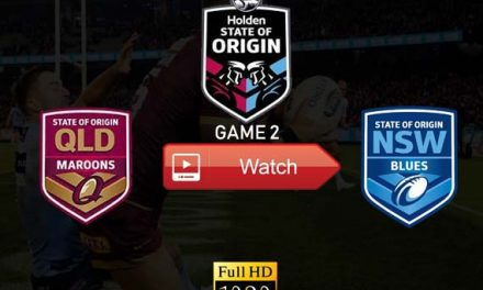 How to Watch State of Origin Live Stream 2019 Online Free