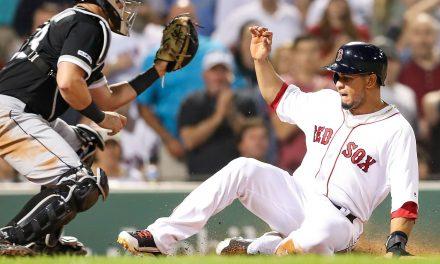 Red Sox-White Sox Series Recap