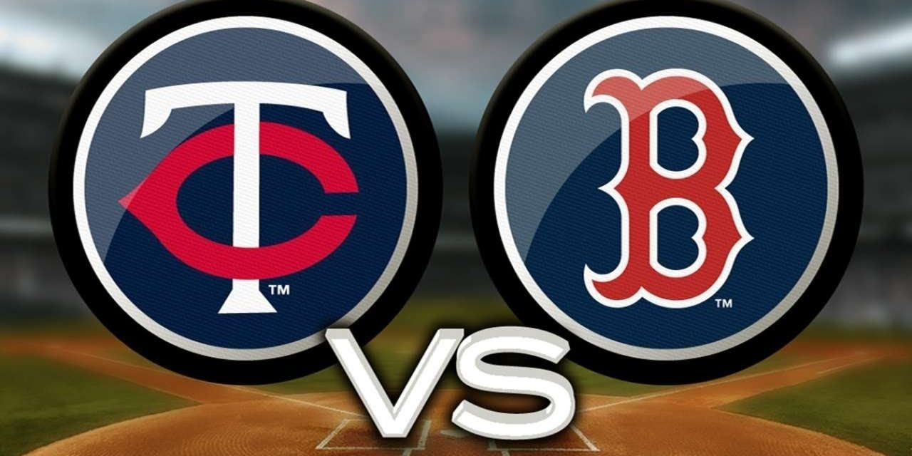 RED SOX – TWINS SERIES PREVIEW