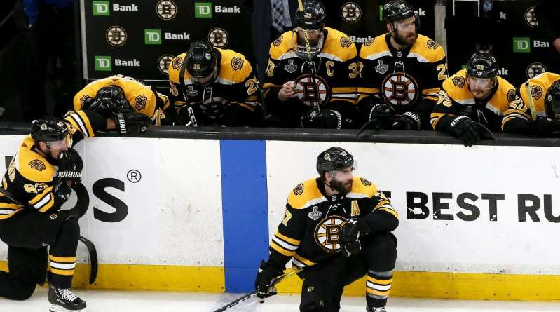 Game 7 Recap | The Bruins Fall to the Blues