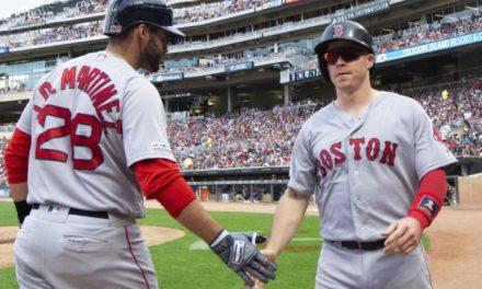 Red Sox-Twins Series Recap