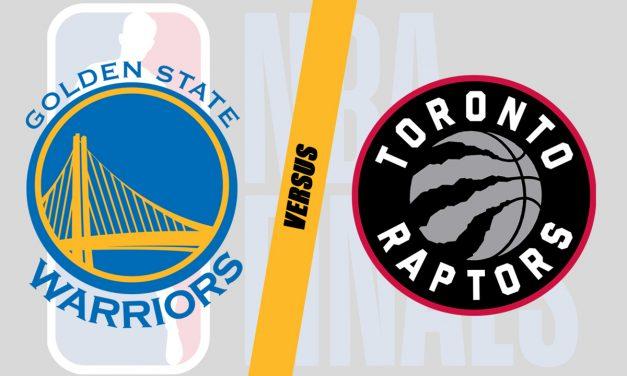 Warriors vs Raptors Game 3 Schedule and Live Online Broadcast Details