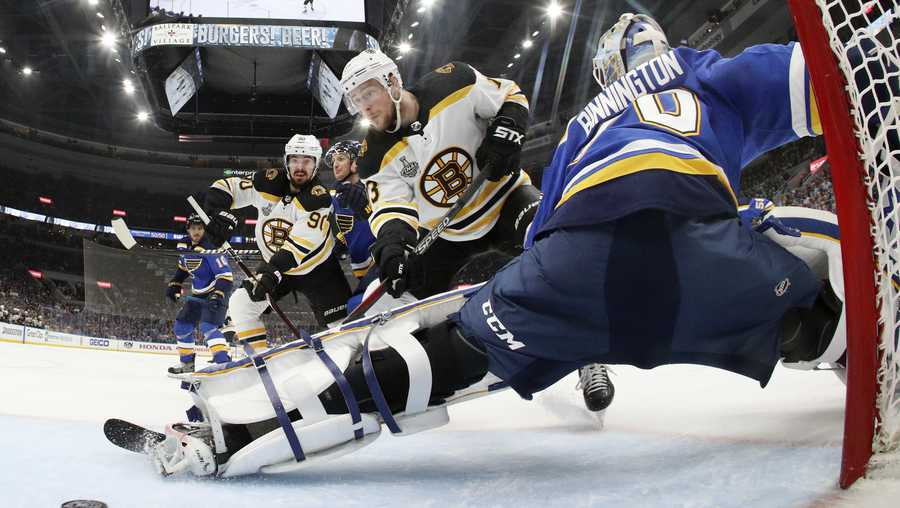 GAME 6: STANLEY CUP FINALS|BOSTON BRUINS VS. ST. LOUIS BLUES