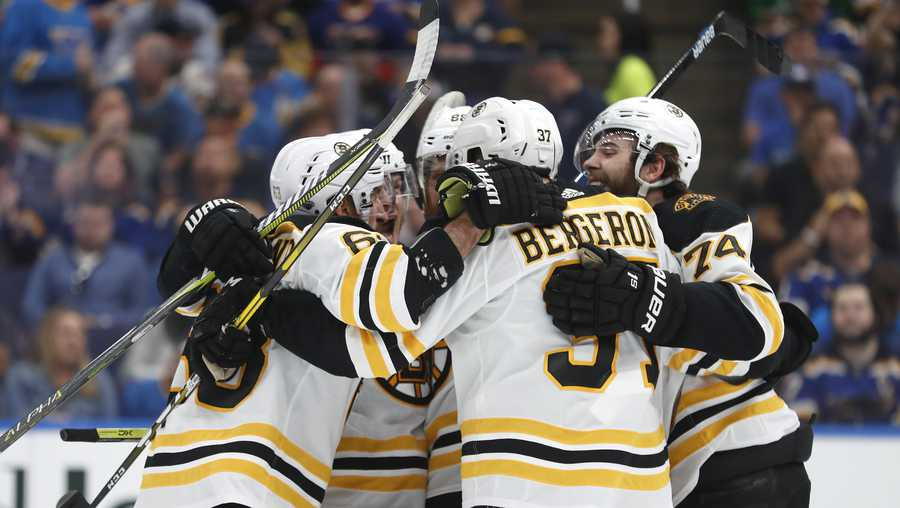 GAME 5 PREVIEW STANLEY CUP FINALS|ST LOUIS. VS. BOSTON BRUINS